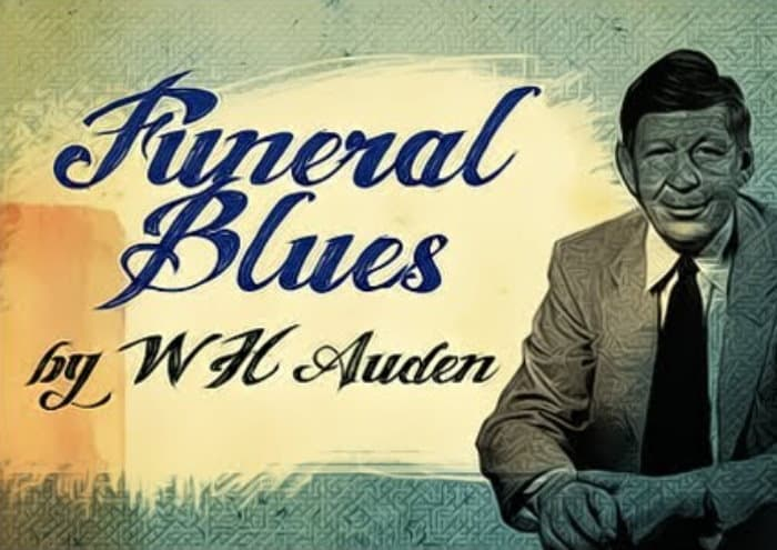 "<span class=""entry-title-primary"">Funeral Blues</span> <span class=""entry-subtitle"">W. H. Auden</span>"