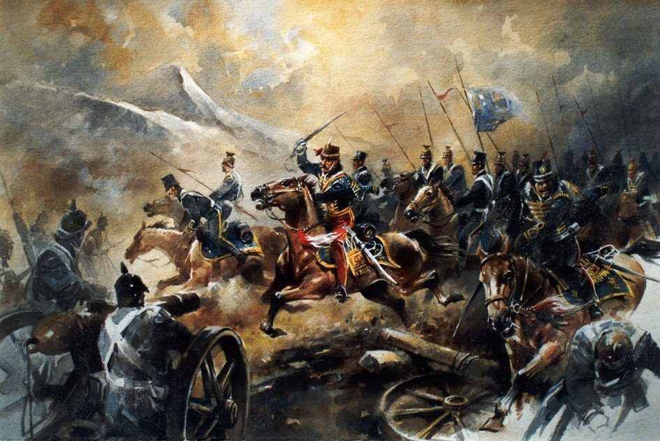 "<span class=""entry-title-primary"">The Charge of the Light Brigade</span> <span class=""entry-subtitle"">by Alfred Lord Tennyson</span>"
