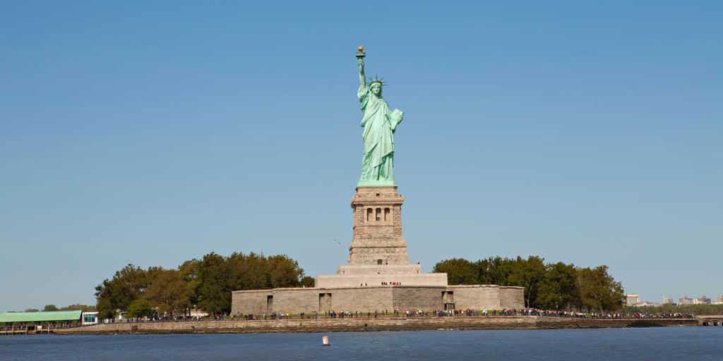 "<span class=""entry-title-primary"">The New Colossus</span> <span class=""entry-subtitle"">Emma Lazarus</span>"