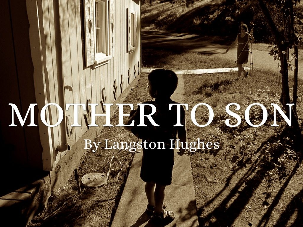 "<span class=""entry-title-primary"">Mother To Son</span> <span class=""entry-subtitle"">Langston Hughes</span>"