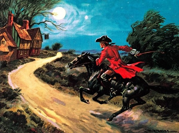 "<span class=""entry-title-primary"">The Highwayman</span> <span class=""entry-subtitle"">by Alfred Noyes</span>"
